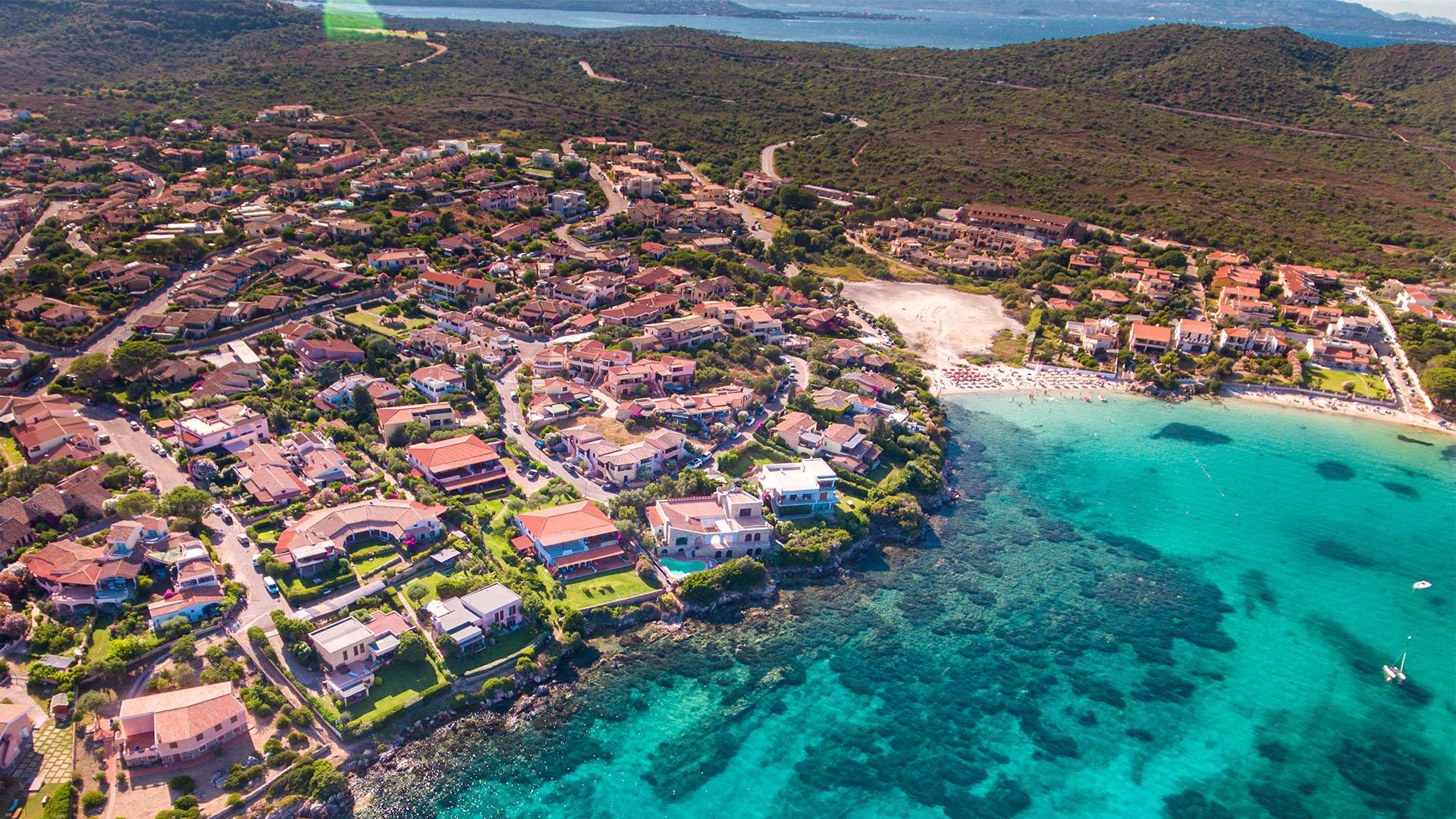 Quarta Quinta Spiaggia Golfo Aranci